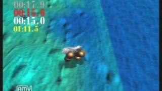 壁抜けからの加速バグ使用 Blast Corps Neptune 1:14.4.