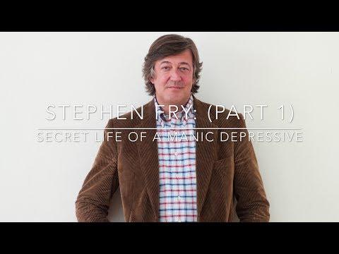 Stephen Fry: The Secret Life Of A Manic Depressive (part 1)