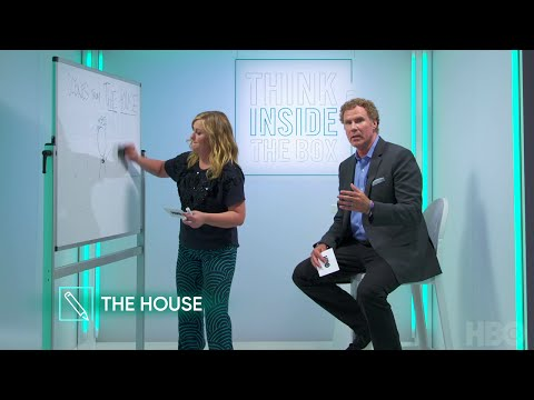 """Think Inside the Box: Amy Poehler and Will Ferrell on """"The House"""""""