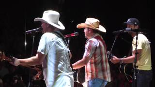 Tracy Lawrence, Jason Aldean, and Luke Bryan - Time Marches On