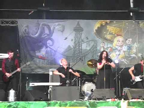 Diablo Swing Orchestra - Bedlam Sticks - Infralove (Live@Global East Rock Festival 04.09.2010)