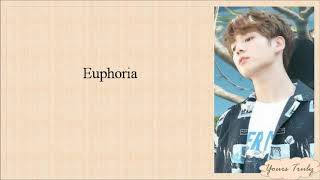 Jungkook (BTS 방탄소년단) - Euphoria (Easy Lyrics)