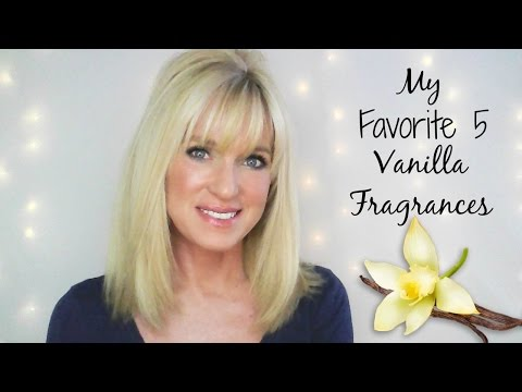 My Favorite Vanilla Fragrances!
