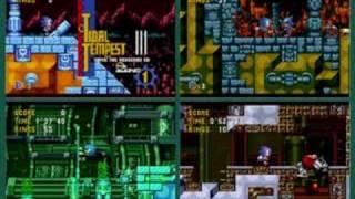 Tidal Tempest - Jap/Eur vs US mix
