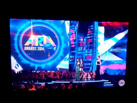 One Direction ARIA award