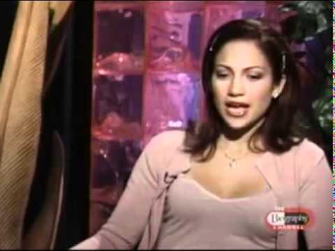 Jennifer Lopez   Famous Biography Channel part 1