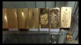 Nokia 515 Gold | Giá Điện thoại Nokia N515 MẠ VÀNG 24K tại HN, Tp HCM