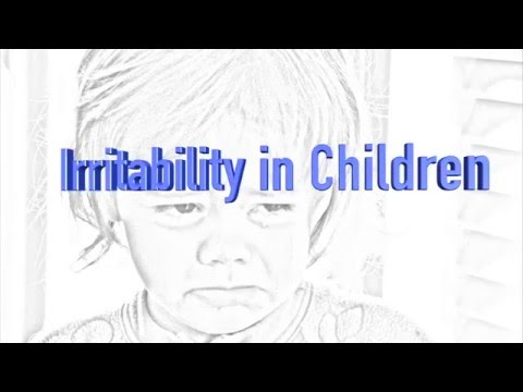 Webinar: Severe Irritability and DMDD in Youth -- Dr. Kennet