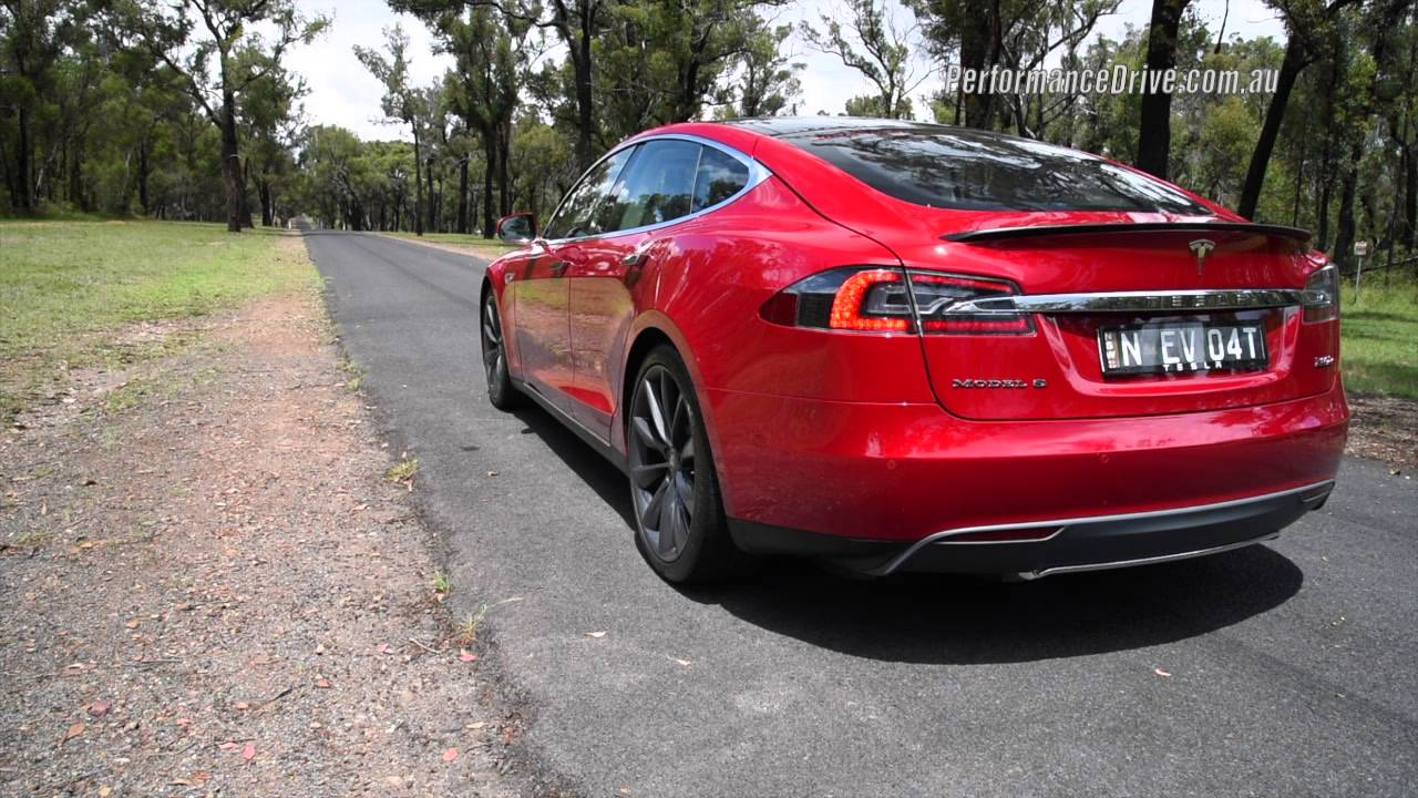 Tesla Model S Limited Time Lease Offered At 698 Per Month