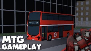 Mind the Gap Gameplay! Roblox