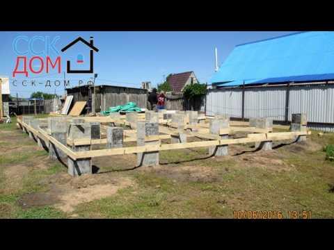 Строительство каркасных деревянных домов в Самаре под ключ
