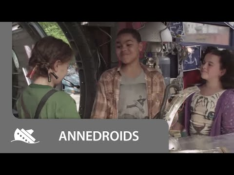 Annedroids   Launching on Amazon Prime Instant Video