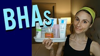 BHA skin care product review| Dr Dray