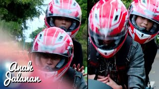 Download Video Boy Marah Ketika Adriana Peluk Boy Dimotor [Anak Jalanan] [17 April 2016] MP3 3GP MP4