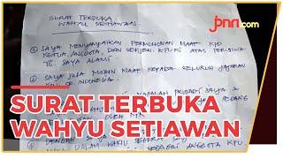 Surat Wahyu Setiawan, Isinya... - JPNN.com