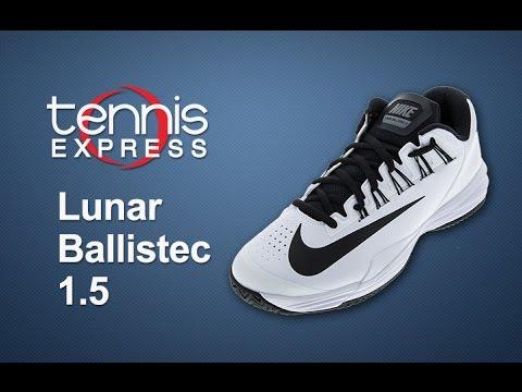 Nike Lunar Ballistec 1.5 Shoe | Tennis Express