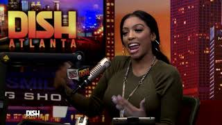 PORSHA WILLIAMS DISHES THE EXCLUSIVE ON THE DENNIS MCKINLEY TOOTHBRUSH DEBACLE!