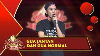 Stand Up Comedy Dicky: PECAH BANGET!! Lihat Impersonate Dicky ke Pacar dan Istri Anggota DPR - LKS