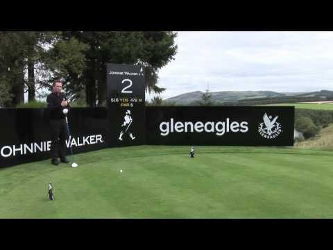 Gleneagles Golf Tips 1