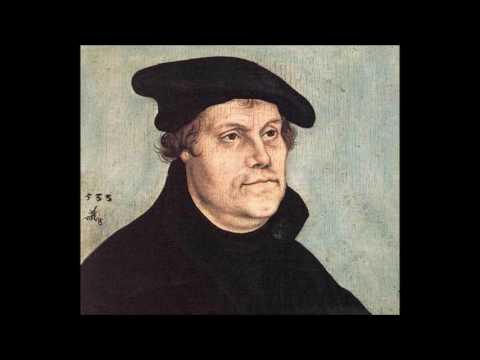 Sermón Martín Lutero. Cristo, Ejemplo De Humildad Y Sacrificio