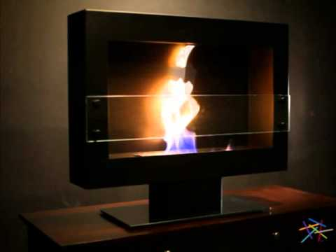 Anywhere Fireplace Tribeca II Anywhere Indoor Fireplace! - Product Review Video