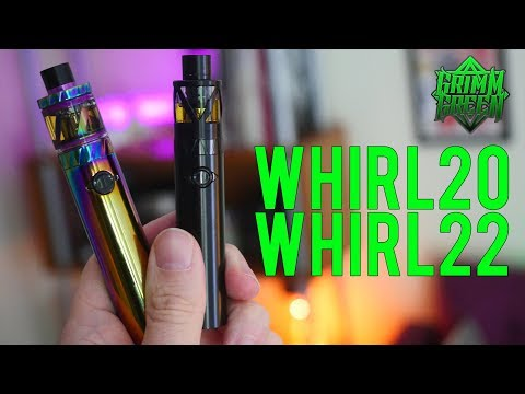Uwell Whirl 20 : 22 : Replaces Pod Systems?