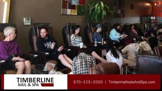 Timberline Nails And Spa Promotional Video.
