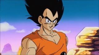 Vegeta Sent to Earth instead of Goku (Dragon Ball Sai)