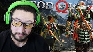 ATREUS GAINS ATTITUDE - GOD OF WAR Gameplay Part 16
