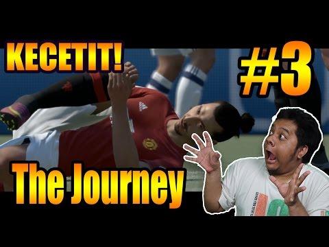 FIFA 17 The Journey (3) DIYA KECETIT !!!