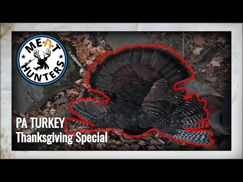 PA Turkey Hunting | TK | Thanksgiving Special!