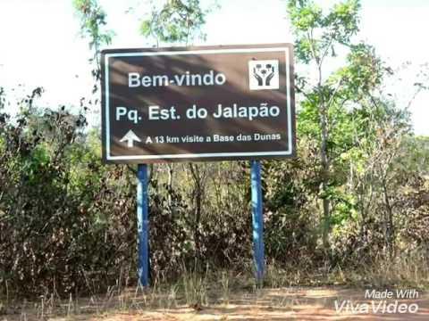 Expedição ao Jalapão TO