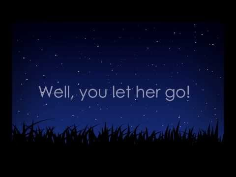 Let Her Go -  Passenger [Lyrics]