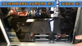 A Look Inside the Alienware Aurora R3 PC - Aurora R3 Video 3