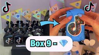 TikTok Mystery Boxes - BOX 9!💎 *ASMR* #Shorts