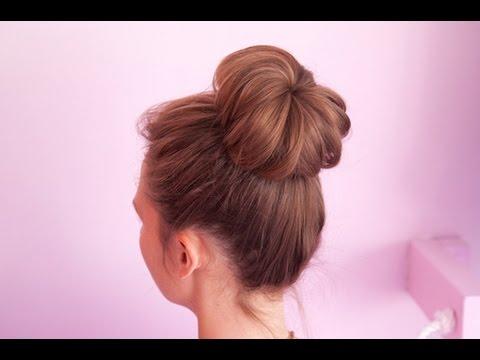 Cách búi tóc củ tỏi hàn quốc nhanh đẹp | Tổng quát các nội dung về cách quấn tóc đẹp chi tiết