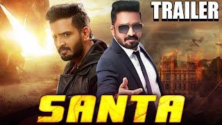 Babbo Natale | Hindi DubTrailer ufficiale | Prima TV mondiale | 21 febbraio, 12:00 | Colori Cineplex | Santhanam
