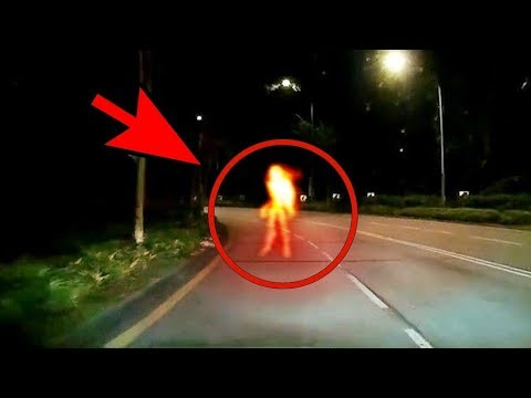 Top 10 Scary & Mysterious Creature Accidentally Caught On Camera #4