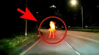 Top 10 Scary & Mysterious Creature Accidentally Caught On Camera  Unbelievable Creepy Creatures