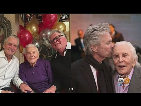 Actor, Hollywood Icon Kirk Douglas Dead At 103