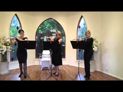 'Hallelujah' by Leonard Cohen, performed by Pure Silver Flutes