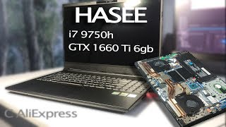 A full review of the Hasee Z7-CT7VH / Phleyd