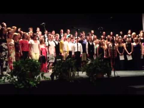 Worthington Christian High School Choir