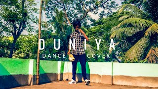 Duniya - Luka Chuppi | Lyrical Hiphop Dance | SRAJ Choreography