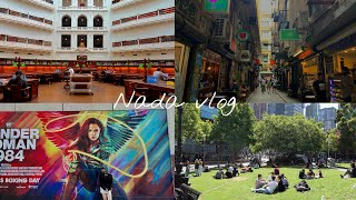 VLOG | 코시국 호주여행 브이로그 ep.1 멜버른/…