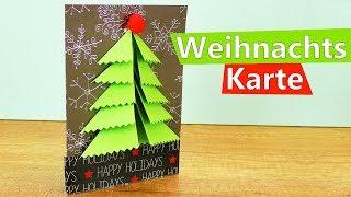 DIY Inspiration Challenge #140 | Weihnachtskarte selber basteln | Geschenkidee Gutschein | Kathi