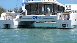 [ENG] OCEAN EXPLORER 60 - Sailing Catamaran Review - The Boat Show