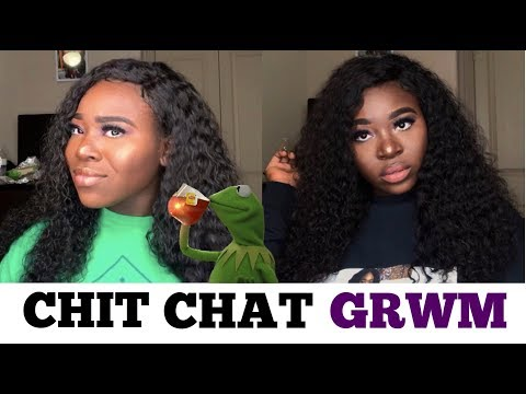 CHIT CHAT GRWM: MY BEEF WITH CINDYRELLA OG? I'M DATING MY BEST FRIEND??