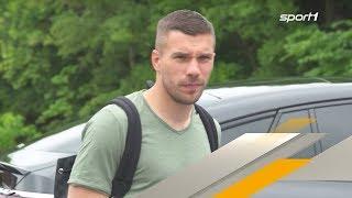Podolski kann sich FC-Rückkehr vorstellen | SPORT1 TRANSFERMARKT