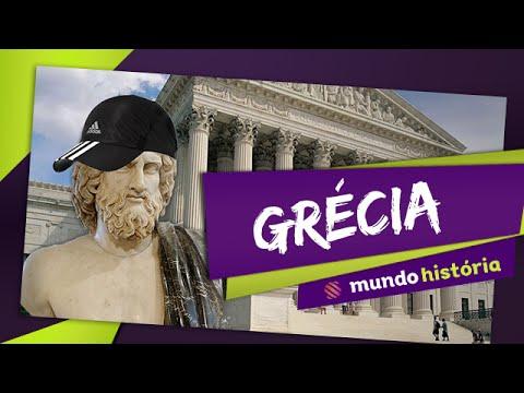 Grécia - Parte 1 (Formação) - Mundo História - ENEM